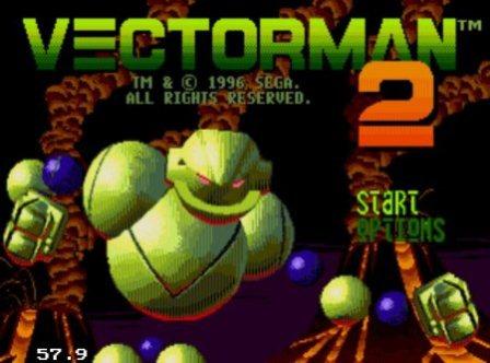 Vectorman 2, Вектормен 2