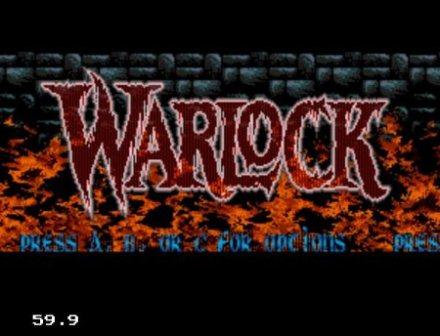 Warlock, Чернокнижник