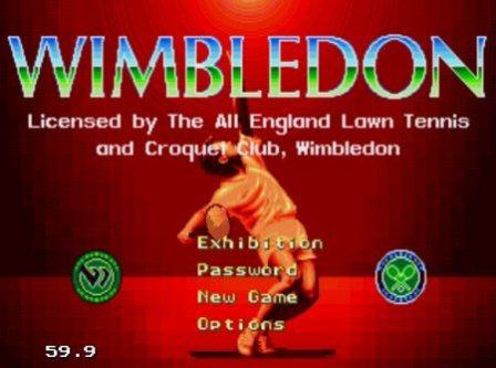 Wimbledon Championship Tennis, Уимбелдонский чемпионат по теннису