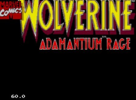 Wolverine: Adamantium Rage, Волверайн: адамантовая ярость