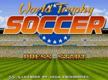 World Trophy Soccer, Чемпионат мира по футболу