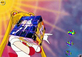 3D Adventures Of Sailor Moon