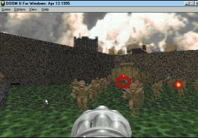 DOOM 2 for Windows