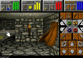 Dungeon Master 2: The Legend Of Scull Keep
