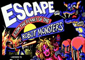 Escape from The Planet X
