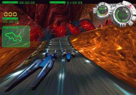 Final Racing: Cyber Space 2001