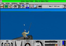 Gone Fishin: Digital Fresh Water Fishing