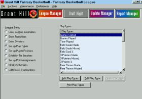 Grant Hill Fantasy Basketball