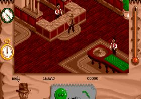 Indiana Jones & the Fate of Atlantis: the Action Game