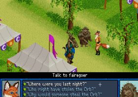 Inherit The Earth: Quest For The Orb