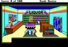 Leisure Suit Larry 2: Goes Looking For Love