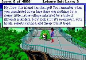 Leisure Suit Larry 3: In Pursuit