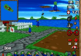 Lemmings 3D, Лемминги в 3Д