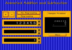 Animated Additions & Substractions