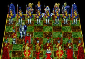 Battle Chess Enhanced CD