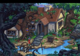 King's Quest 5: Absence Hakes the Heart Go Yonder